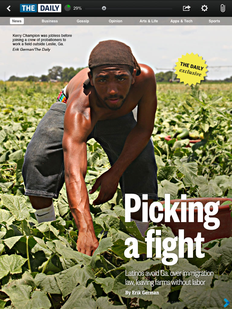 Picking a Fight: On the front lines of America's immigration war