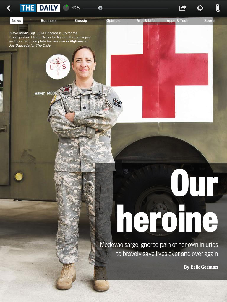 Our Heroine: Becoming one of the first women to earn the Distinguished Flying Cross