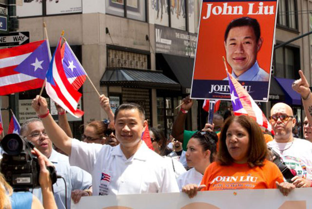 John Liu's Long Day: Following an underdog on the NYC Mayoral Campaign Trail