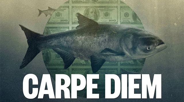 Carpe Diem: How fisherman are reeling in big profits from the Asian carp invasion
